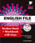 "English File 3rd Edition Intermediate Plus Student""s Book + Workbook with Key Pack"