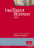 Intelligent Business Upper Intermediate DVD
